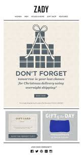email newsletter strategy 57 best christmas email inspiration images on pinterest