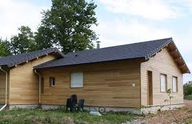 maison neuve ossature bois clermont