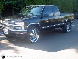 1998 Chevrolet K1500 ext. cab silverado For Sale id 13124
