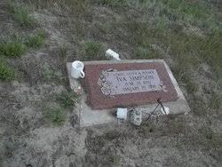Iva Simpson (1935-1998) - Find A Grave Memorial