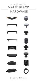 matte black cabinet pulls. 1 Of 16 Matte Black Cabinet Pulls B
