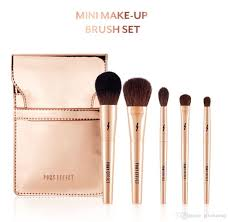 pony effect gold mini makeup brush set brushes with pouch original quality beauty makeup blender wedding makeup elf makeup from givenzeng 11 17 dhgate