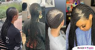 Ghana weaving hairstyles has 166,479 members. 70 Lovely Ghana Weaving Styles Add Vitality To Your Hair With Coconut And Clay