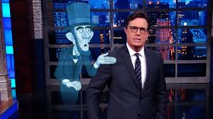 abraham lincoln ghost caught on tape. watch abraham lincolnu0027s ghost share a few words about trump on the late show previouslytv lincoln caught tape e