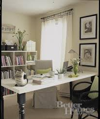 shabby chic office chairs. almost shabby chic white desk black turned legs slipcovered chair bookcase and drapes office chairs