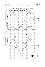 Large size patent us6141230 valley fill power factor correction circuit drawing diagram electrical circuit