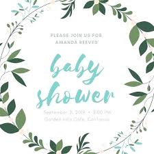 Office Baby Shower Invite Office Baby Shower Email Template