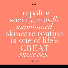 Beauty Skin Care Quotes Best of Quotes About Beauty Care 24 Quotes