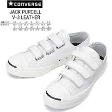 converse jack purcell leather v 3 type of attention at the sneaker trends leather upper with shiny working style a wide range of simple items