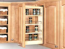 Lowes Spice Rack Beauteous Kitchen Cabinet Spice Rack Slide Pull Out Spice Rack Cabinet Pull