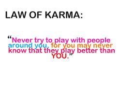 Karma Time Witchcraft Karma Quotes Law Of Karma Karma