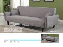 Gray Sleeper Sofa Awesome Oxford Contemporary Sofa Bed Light Grey Sofa Beds  Ath
