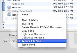 How To Reduce The Size Of A Pdf File Better Pdf File Size Reduction In Os X Erics Archived Thoughts