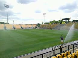 Kennesaw State Football Seating Chart Fifth Third Bank Stadium Section 107 Home Of Kennesaw