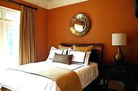 Brown And Orange Bedroom Ideas Cool Design Ideas