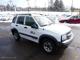 Car Picker - white chevrolet Tracker