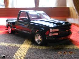 All Chevy 94 chevy stepside : 1994 Chevrolet Silverado Z71 id 24098