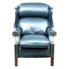 lane recliner leather green recliners for reviews birch high wingback leg