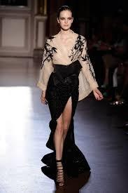 Asian inspired fashion Zuhair Murad Haute Couture Fall 2011