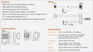 aiphone c ml wiring diagram bioart me Lift Master Wiring-Diagram aiphone c ml a master station line