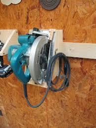 circular saw holder