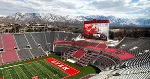 Home Stadium Arena Event Services University Of Utah