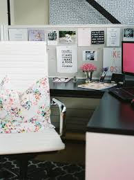 pinterest office desk. best 25 work desk ideas on pinterest decor organization and chic cubicle office a