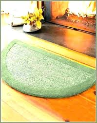 hearth rug half round rugs circle moon small target and mats area ikea