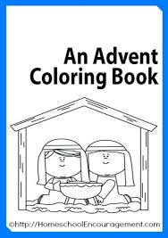 Small Picture Free Advent Coloring Book plus 100s of Advent Coloring Pages