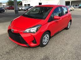 2018 toyota vitz. Perfect Toyota New 2018 Toyota Yaris Hatchback LE And Toyota Vitz
