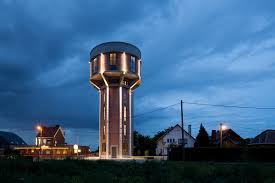 Water Tower Home Water Tower Conversion Series The Most Bizarre And Fancy Living