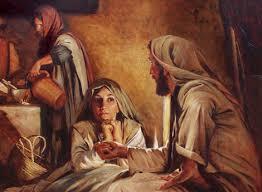 Imagem Jesus e as mulheres
