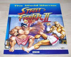the world warrior street fighter ii vinyl at discogs