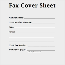 Fax Cover Sheets Templates Simple Simple Resume Printable Fax Cover Sheet For Resume