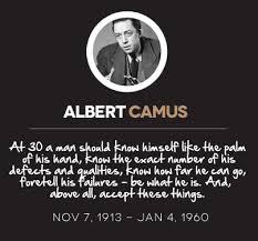 Albert Camus Quotes Interesting Albertcamusquotes Next Luxury