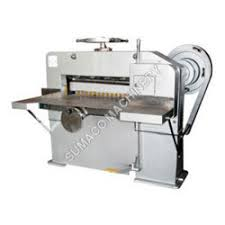 Automatic Paper Cutter, कागज काटने की मशीन ...