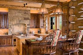 Marvelous Idea Log Home Interior Design Ideas 21 Rustic Cabin On ..