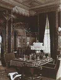 New York City Late 1800s Interior