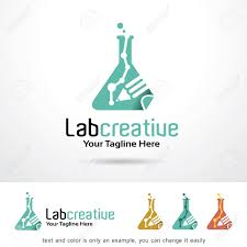 Lab Creative Designs Lab Creative Template Design Vector
