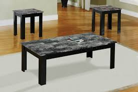 coffee table surprising marble set designs granite top sets addition casual contemporary decor look white small