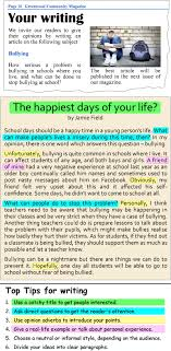 essay about your life experience a magazine article learnenglish  a magazine article learnenglish teens british council write an essay about your life experience