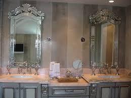 Stylish Decorative Bathroom Mirrors Awesome Design Decorative