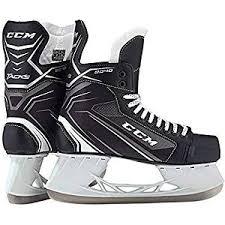 Toddler Hockey Skates Size Chart Amazon Com Ccm Unisex Sk9040 Player Tacks Jr Hockey Skate