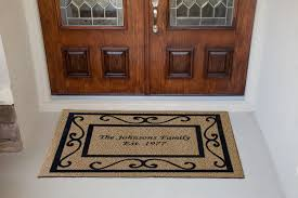 front door matThe Sturdy And Resistant For All Weather Front Door Mat  Majestic