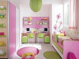 charming pink bedroom interior paint