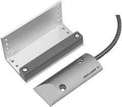 garage door switchAmazoncom  HeavyDuty Magnetic Garage Door SwitchNO Contact