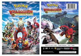 Latest POKEMON Movie, VOLCANION AND THE MECHANICAL MARVEL, Debuts on Home  Video and as Manga Adaptation « SciFi Japan
