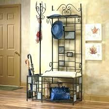 Coat Rack With Storage Bench Entryway Coat Rack And Storage Bench Coat Racks Shoe Bench With Coat 86