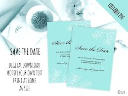 Print Your Own Save The Date Diy Save The Dates Date Online Free Shixi