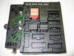 z m fuse box bmw forums in a nutshell is there a purpose bmw options that would occupy them for the circled unused locations or no